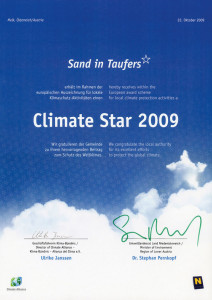 Climate Star