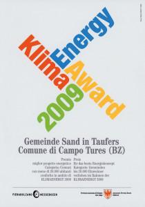Klima Energy Award